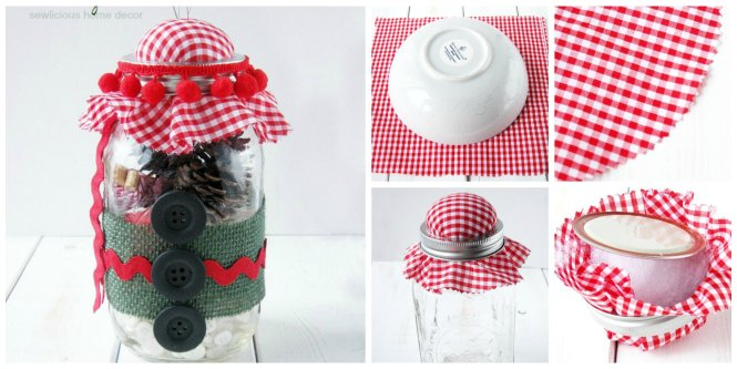 Christmas Sewing Kit tutorial