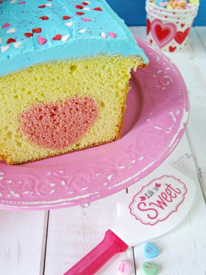 Heart Valentine Candy Candy sewlicioushomedecor.com