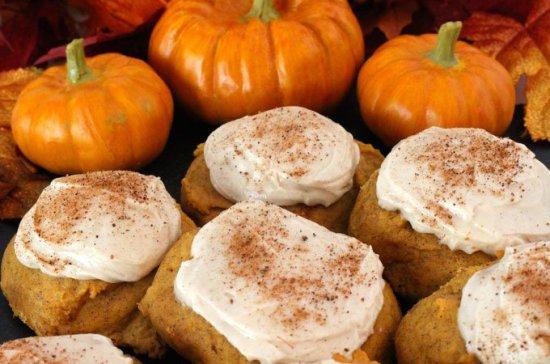 pumpkin-spice-cookies