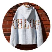 Sew Like My Mom | Hooded Towel Tutorial