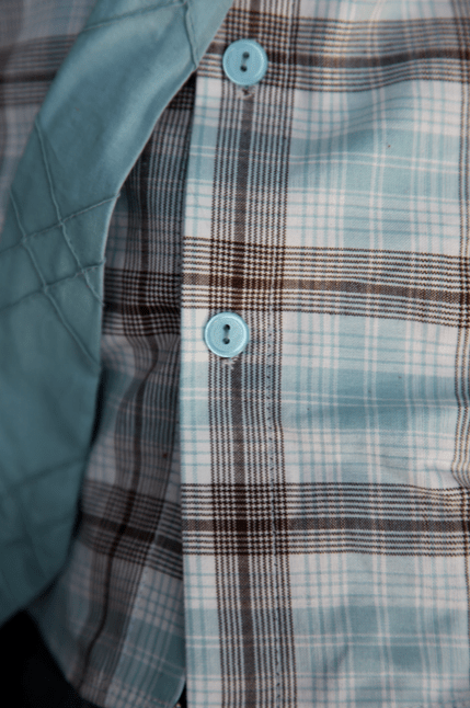 Sew Like My Mom | Classic Oxford for Peek-a-Boo Patterns