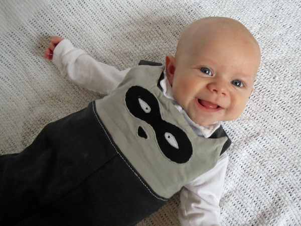 Sew Like My Mom | Kudzu Coverall & Dress pattern