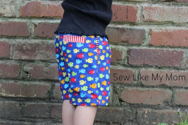 Sew Like My Mom | Oakley Shorts & Capris