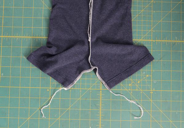Tees to Shorts | Sew Like My Mom