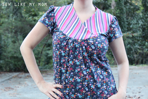 Zsalya Top | Sew Like My Mom