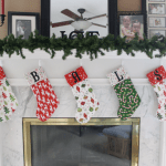 Sew Like My Mom Christmas Stockings