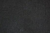 Black stretch denim