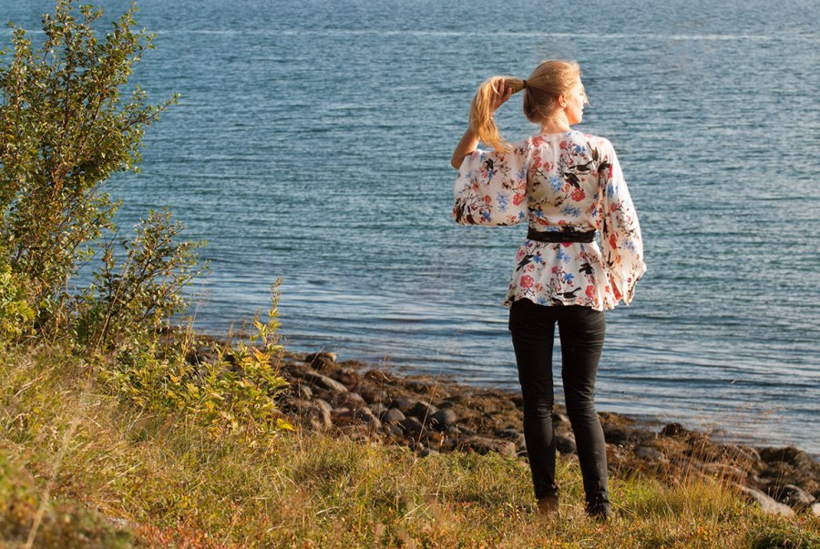 Sew Mariefleur Victory Patterns Trina Blouse