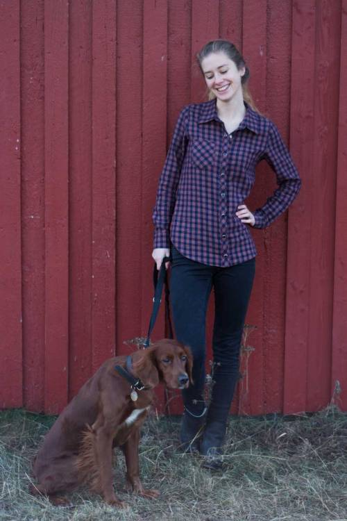 Sew Mariefleur Hey June Cheyenne Tunic