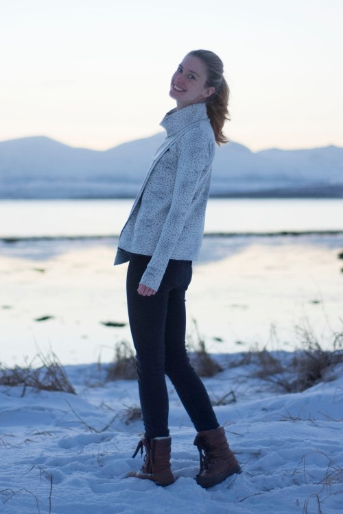 Sew Mariefleur Hey June Tallinn Sweater