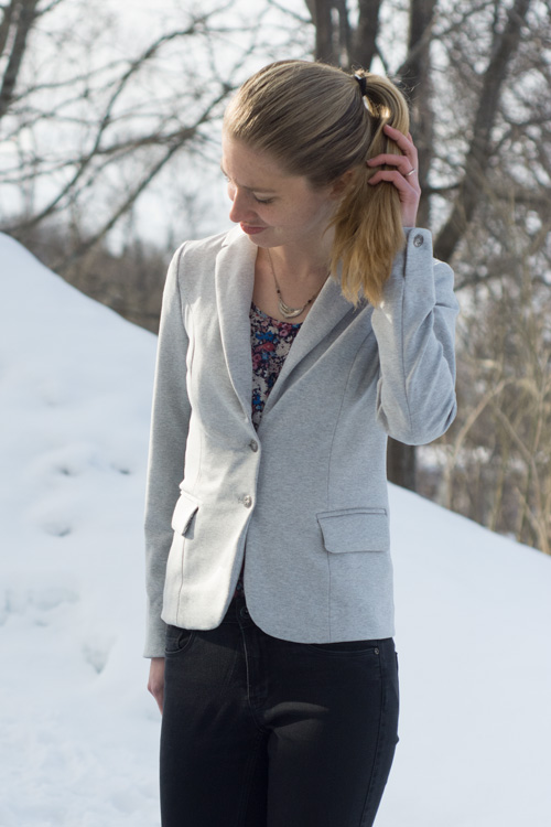 Sew Mariefleur Itch to Stitch La Paz Jacket