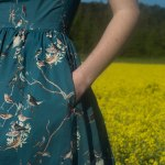 Sew Mariefleur Emery Dress Christine Heynes