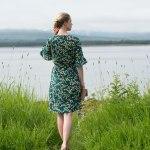 Sew Mariefleur Bonn Dress Itch to Stitch