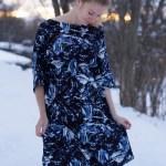 Sew Mariefleur Sew DIY Lou Box Dress
