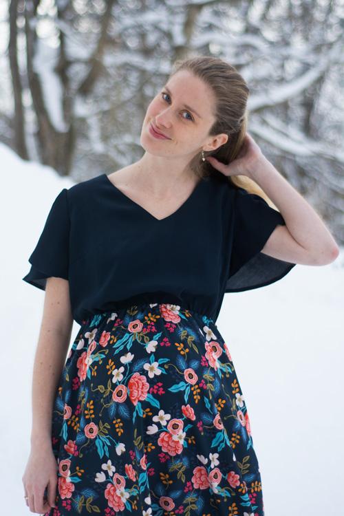 Sew Mariefleur Hey June Amalfi Dress