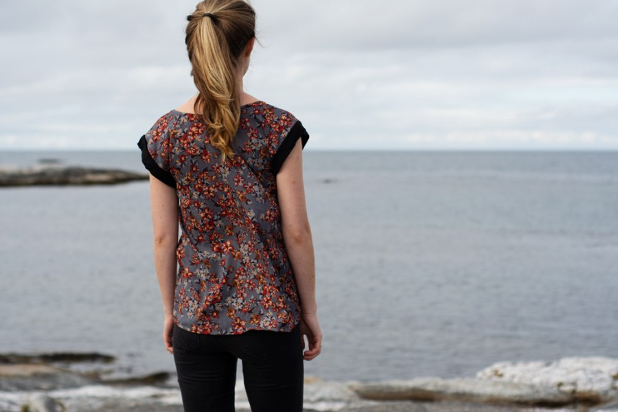 Sew Mariefleur Made Everyday Summer Day Top
