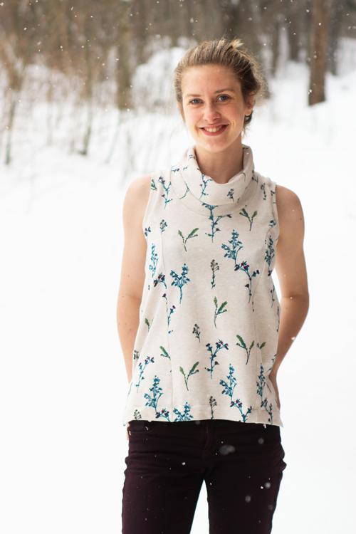 Sew Mariefleur Threadbear Garments Taos