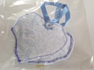 blue lavender bags