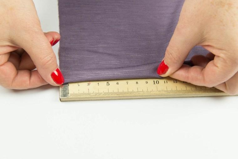 Stretch Fabric Characteristics Percentage of Stretch A