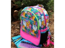 Now is your chance to make your very own Adventure Time Backpack using this easy to follow downloadable PDF pattern. The pattern offers up two different sizes of the backpack - small and large. And the pattern gives you various options to follow, so you can keep it simple and make the basic model or try your hand at a few more tasks and make the more complicated model.