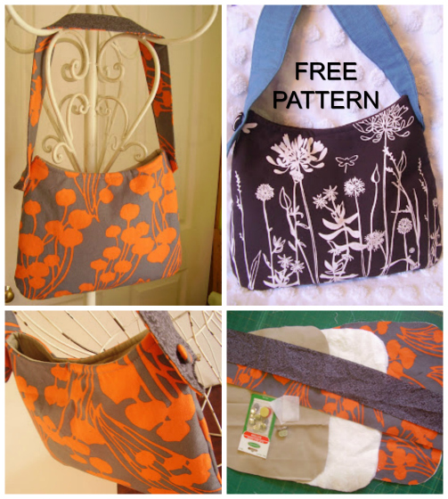 If you want to make a Tote Purse that looks good, is easy to make and you can make it in less than ONE hour then we have the perfect project for you - The One Hour Tote Purse - with FREE pattern and tutorial.