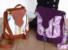 Awesome purse sewing pattern.