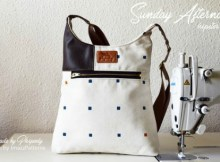 The Sunday Afternoon Hipster Bag is another very popular bag from this amazingly talented designer. It's a simple, quick-to-make hipster / cross-body / shoulder bag and the pattern comes in 2 sizes.