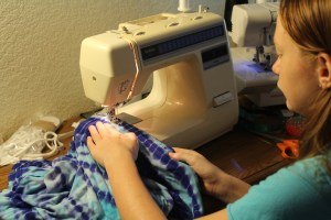 Kid Sewing, Chloe Skirt