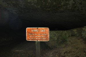 Bluff Trail Tunnel Cave Entrance