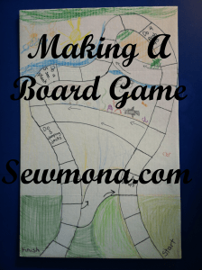 Making A Board Game