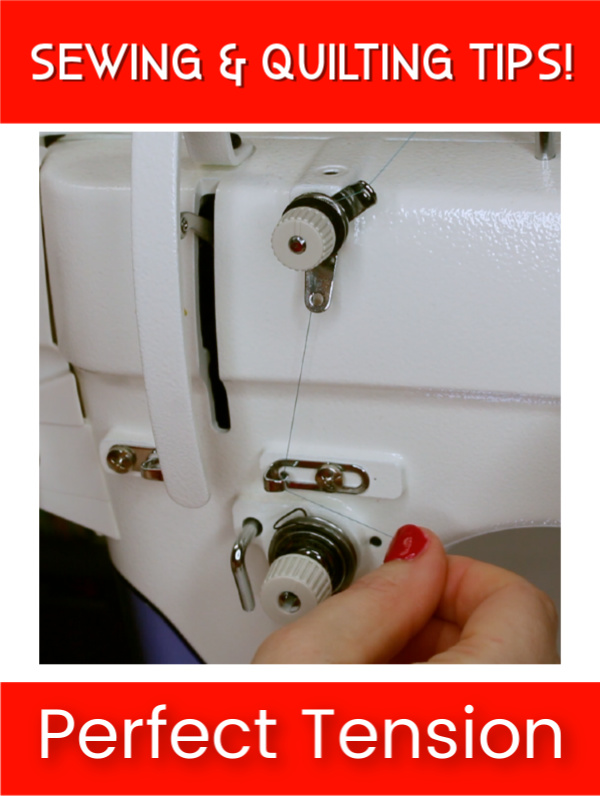 Sewing Machine Tension Chart : sewing, machine, tension, chart, Achieve, Perfect, Thread, Tension, Moore