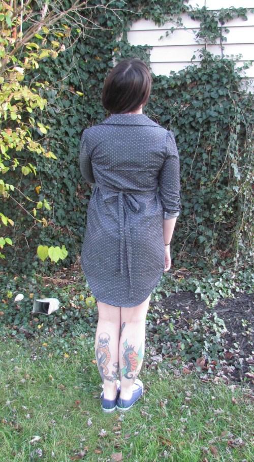 Okay so maybe the back is bit snug. Whatever.