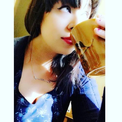 Always coffee.