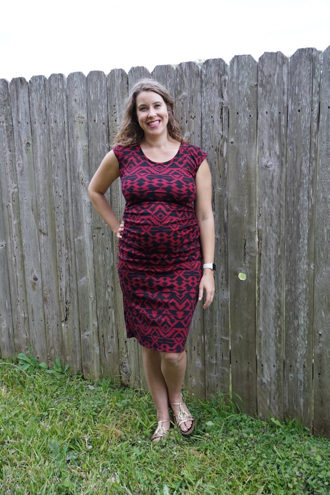 Cara Maternity T dress