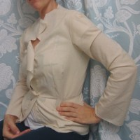 Claire Shaeffer Couture Jacket- Part 1,Toile