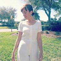 White Linen Holly
