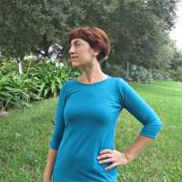 Sacre Bleu Knit Dress