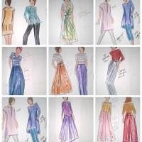 Winter Wardrobe Planning-2018 Make Nine