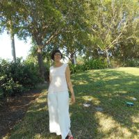 Blush Linen Shape Shape Sleeveless Blouse