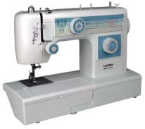 Lucznik - my first sewing machine
