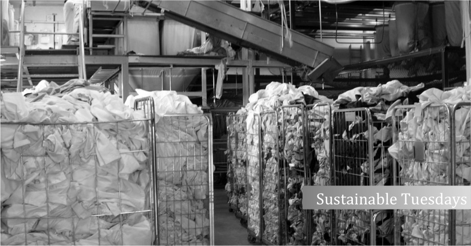 Quick guide to clothes and textile recycling