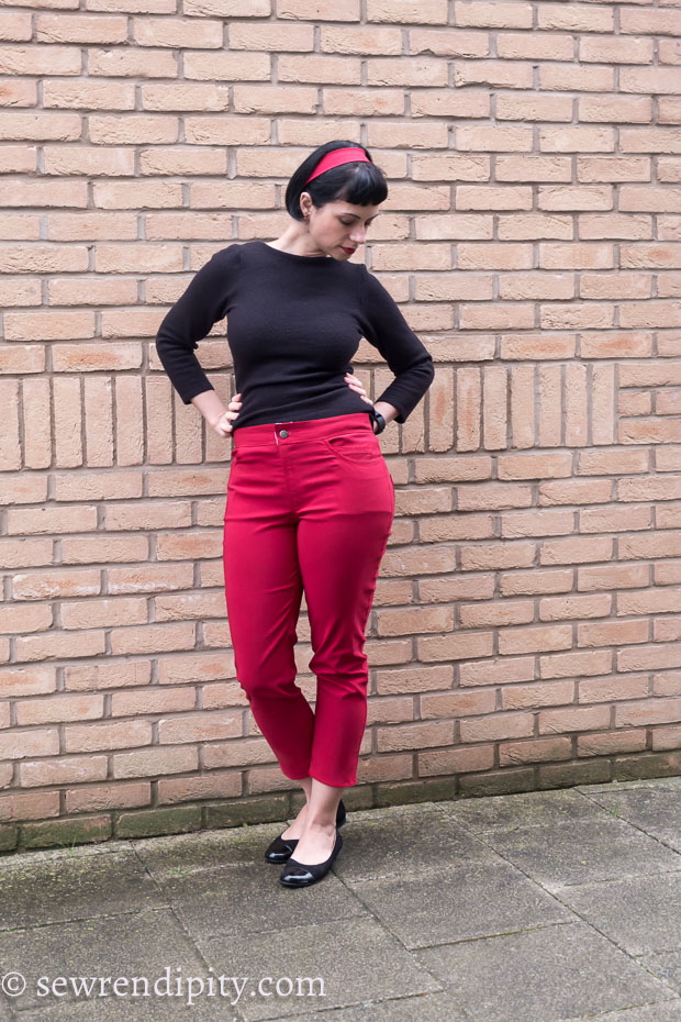 Red Ginger Jeans (2016) #03