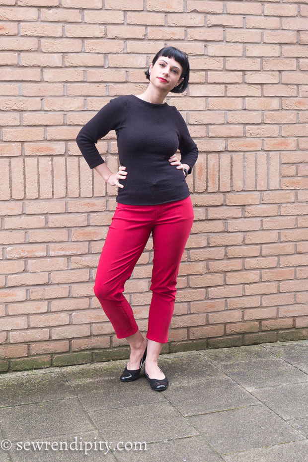 Red Ginger Jeans (2016) #04