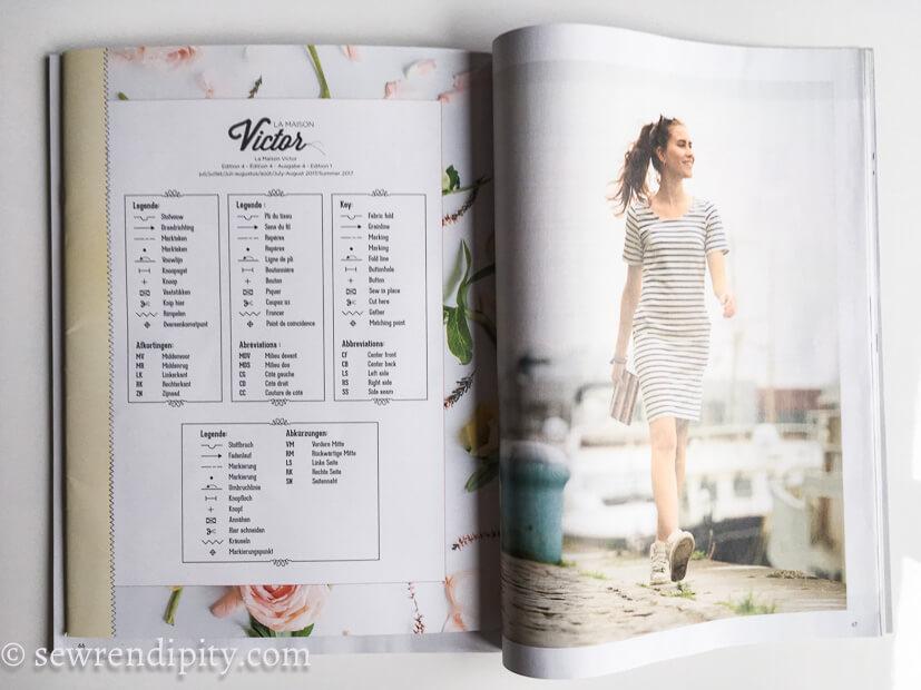 La Maison Victor 1st UK Issue - Contern 4
