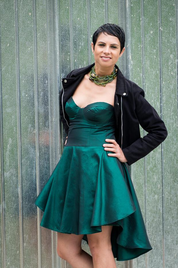 Esplanade Strapless High Low Dress-1.jpg