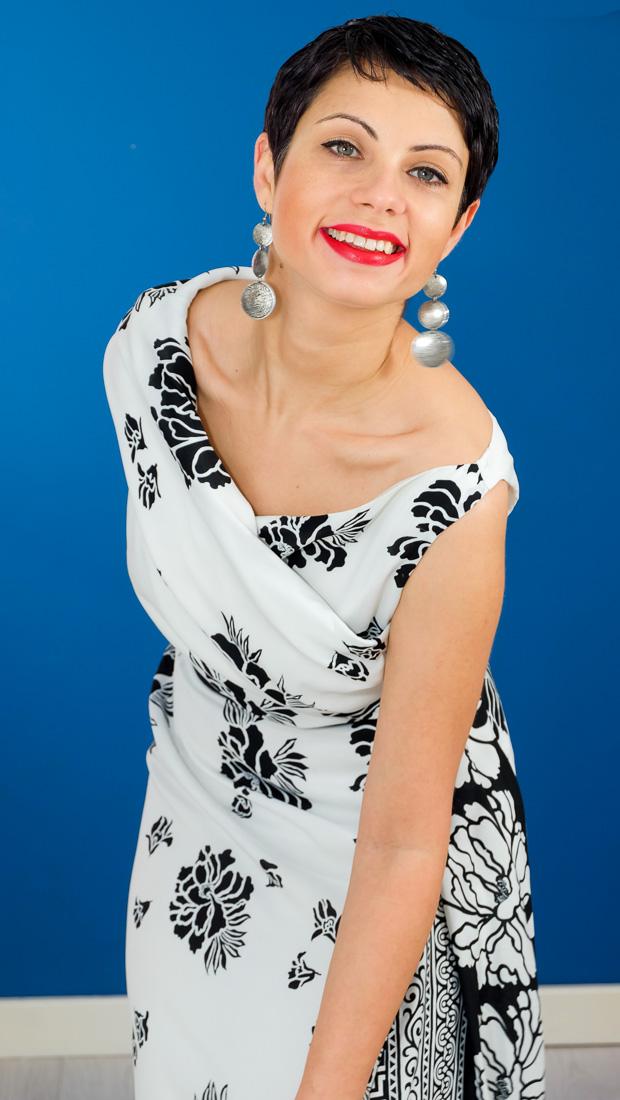 Burda Style Vintage Sophia Dress-6