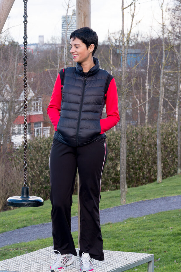 Sew Your Own Activewear Book - Winter Base Layer-1