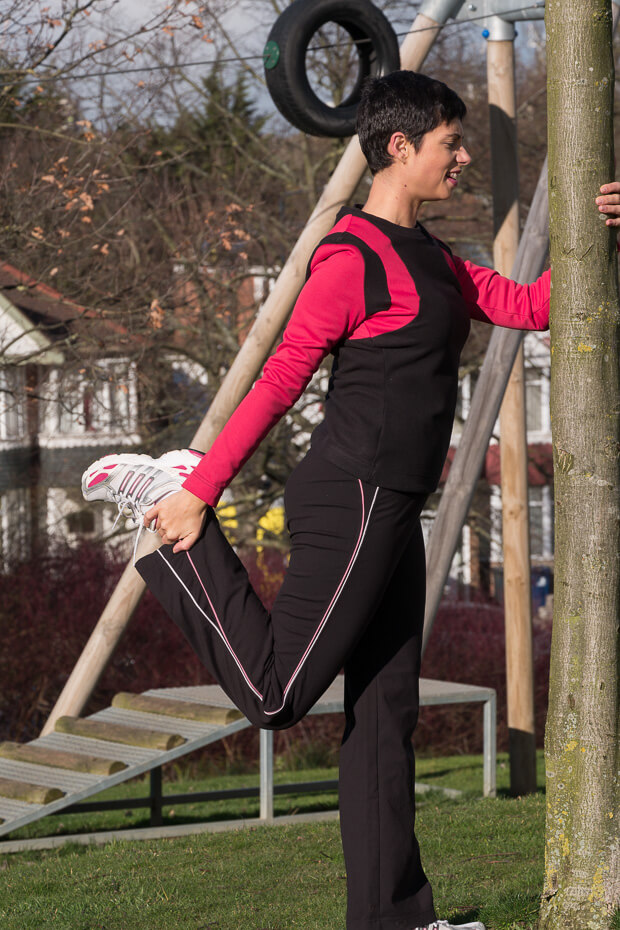 Sew Your Own Activewear Book - Winter Base Layer-16