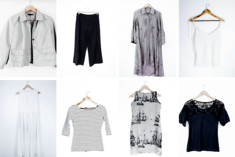 Late Summer Capsule Wardrobe | How to choose your items and a quick formula