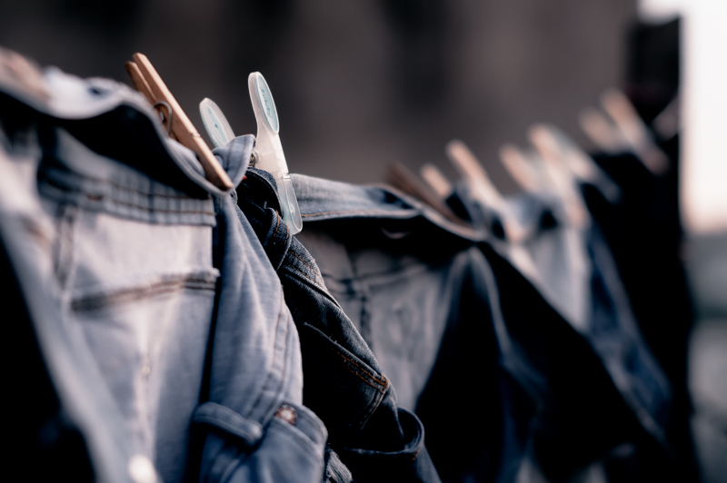 How jeans are made and why sewing your own could be a more sustainable option